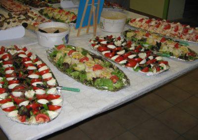 buffet campagnard vers lunel