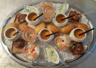 buffet campagnard Lunel